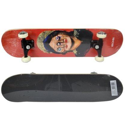 Skate Montado Kronik Three Eye TP