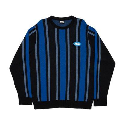 Sweater High Company Kids Vert Preto/Azul