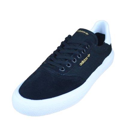Tênis Adidas 3MC Preto/Branco