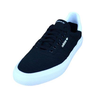 Tênis Adidas 3MC SK8 Preto/Branco