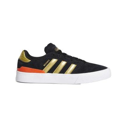 Tênis Adidas Busenitz Vulk II Preto/Gold