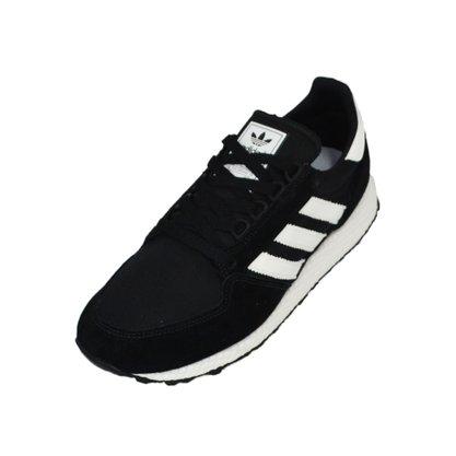 Tênis Adidas Forest Grove Preto/Branco