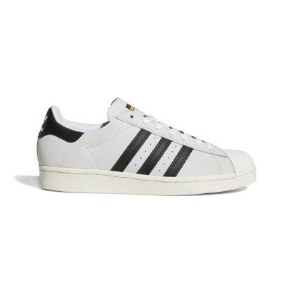 Tênis Adidas Superstar Duo Adv Branco/Preto