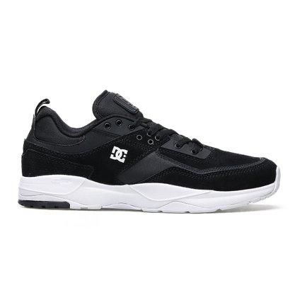 Tênis DC Shoes E. Tribeka Preto/Branco