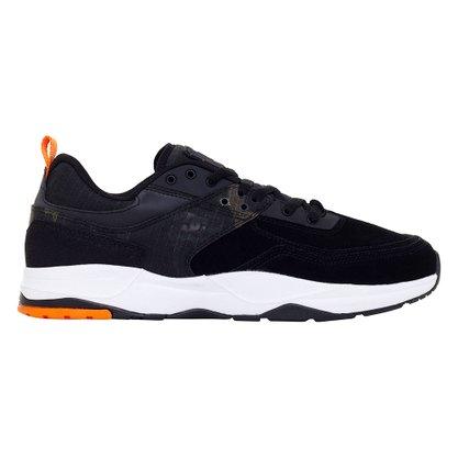 Tênis DC Shoes E. Tribeka SE Preto/Camuflado/Branco