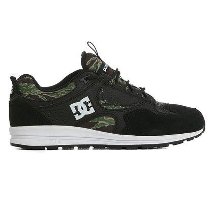 Tênis DC Shoes Kalis Lite SE Preto/Camuflado/Branco