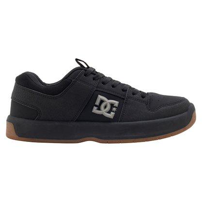 Tênis DC Shoes Lynx Zero Preto/Gum
