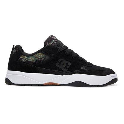 Tênis DC Shoes Penza SE Preto/Camuflado