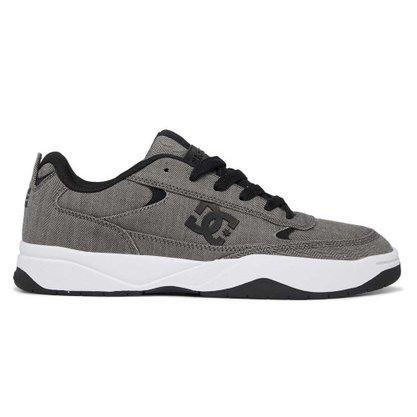 Tênis DC Shoes Penza TX SE Cinza/Branco/Preto