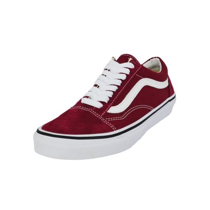 Tênis Feminino Vans Old Skool Rumba Bordô