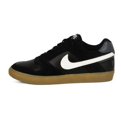Tênis Masculino Nike SB Delta Force Vulc Preto/gum
