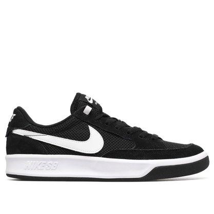 Tênis Nike SB Adversary Preto/Branco
