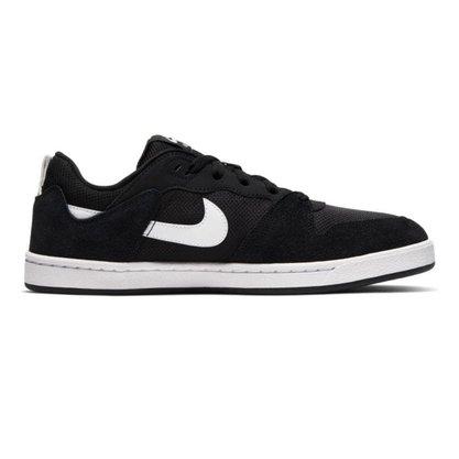 Tênis Nike SB Alleyoop Preto/Branco