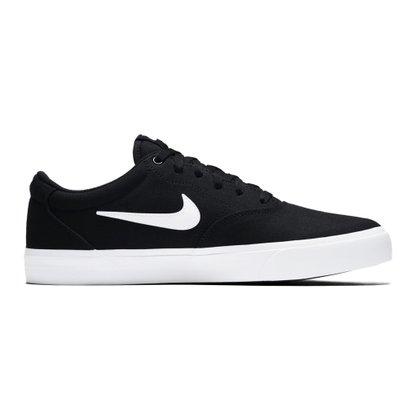 Tênis Nike SB Charge CVS Preto/Branco