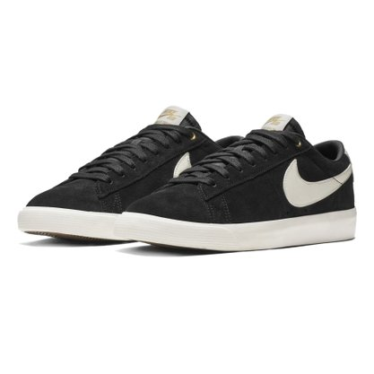 Tênis Nike SB Zoom Blazer Low Pro GT Preto/Branco