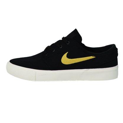 Tênis Nike Zoom Janoski Canvas Preto/Branco