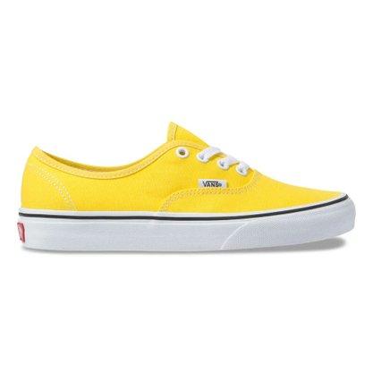 Tênis Vans Authentic Amarelo