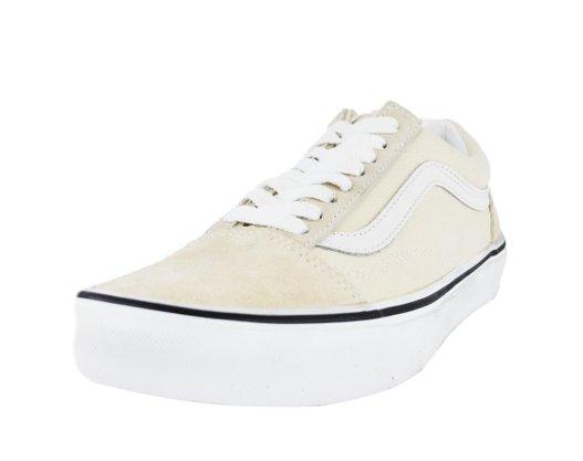 Tênis Vans Old Skool Creme/Branco