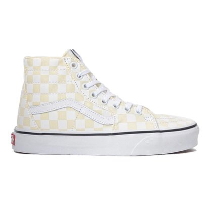 Tênis Vans Sk8-Hi Tapered Checkerboard Off White