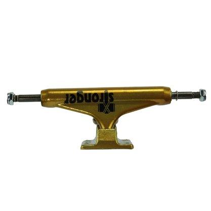 Truck Stronger Central Vazado 139mm Dourado