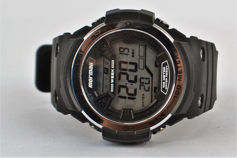 041a6595c Relógio Mormaii Masculino Wave Digital MO3500B/8K Preto - Gord's House