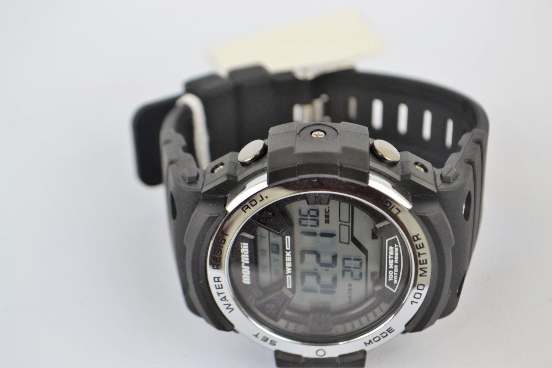 bf180b548 Relógio Mormaii Masculino Wave Digital MO3500B/8K Preto - Gord's House