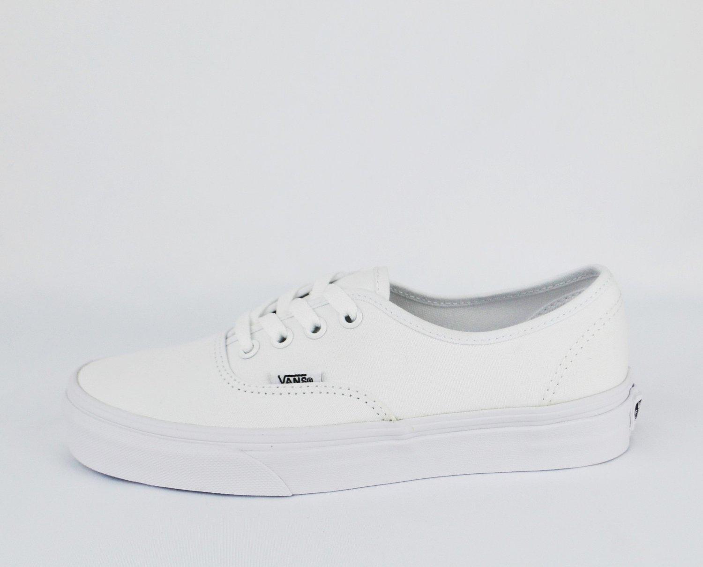 171ec21866f Tênis Vans Authentic Branco  Tênis Vans Authentic Branco ...
