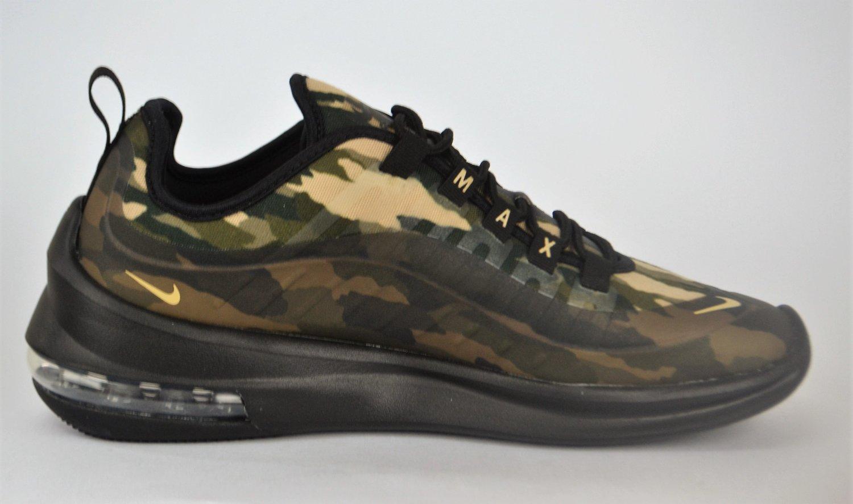 5ffb082283f Tênis Masculino Nike Air Max Axis Premiun Camuflado - Gord s House