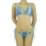 Biquini Free Surf Orange Azul