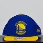 Boné New Era Golden State Warriors NBA Azul