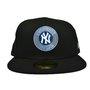Boné New Era MLB New York Yankees Preto