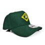 Boné New Era MLB Oakland Athletics Verde Escuro