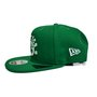 Boné New Era NBA Boston Celtics Verde