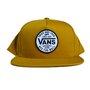 Boné Vans Snap Logo Pack Amarelo