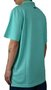 Camisa Polo Hocks Colors Verde Água