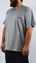 Camiseta Billabong Big Dune I Cinza Claro
