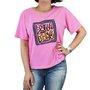 Camiseta Billabong Pink and Bong Rosa