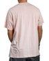 Camiseta Child Patch Rosa Claro