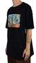 Camiseta DGK Laundry Preto