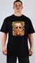 Camiseta DGK Royalty Estampada Preto