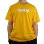 Camiseta Drop Dead Colored Amarelo