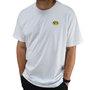 Camiseta Drop Dead Colors Bottom Branco