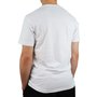 Camiseta Drop Dead Rayo Branco