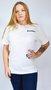 Camiseta Element Blazin Chest Branco