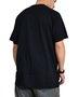 Camiseta Fallen Big Insignia Camo Preto
