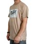 Camiseta Fallen Risen Patch II Amêndoa