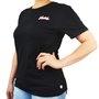 Camiseta Feminina Vans Vintage Checks Preto