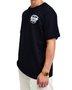 Camiseta Gord's House Borboleta Preto
