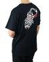Camiseta Gord's House Scorpião Preto