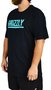 Camiseta Grizzly Big Stamped Preto